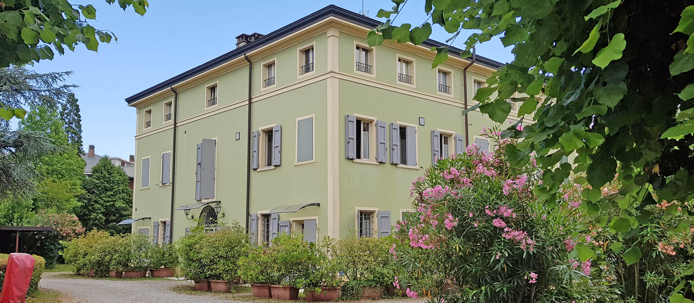 Villa Stufler Residence a modena